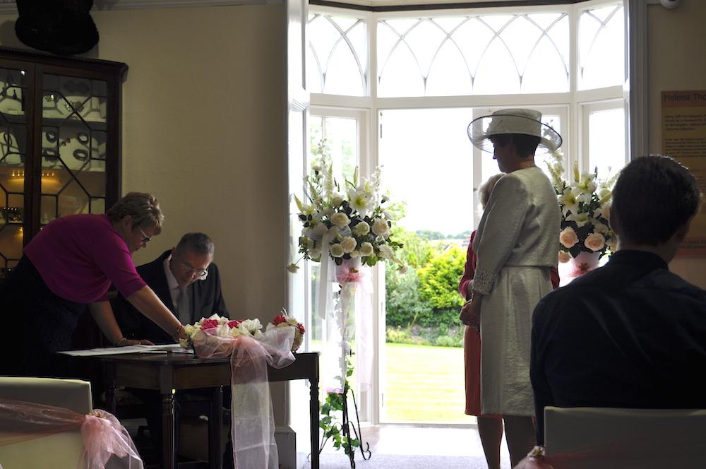 Wedding1 Sarah France